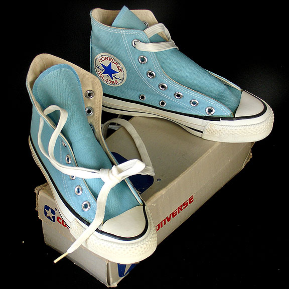 787b35767d60 Vintage American-made Converse All Star Chuck Taylor