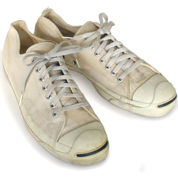 75ab8251c766 Vintage American-made Converse Jack Purcell shoes for sale at http   www