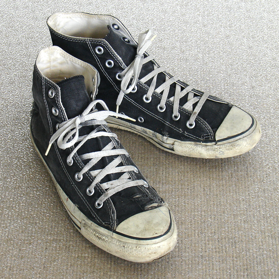 Vintage American Made Converse All Star Chuck Taylors For Sale