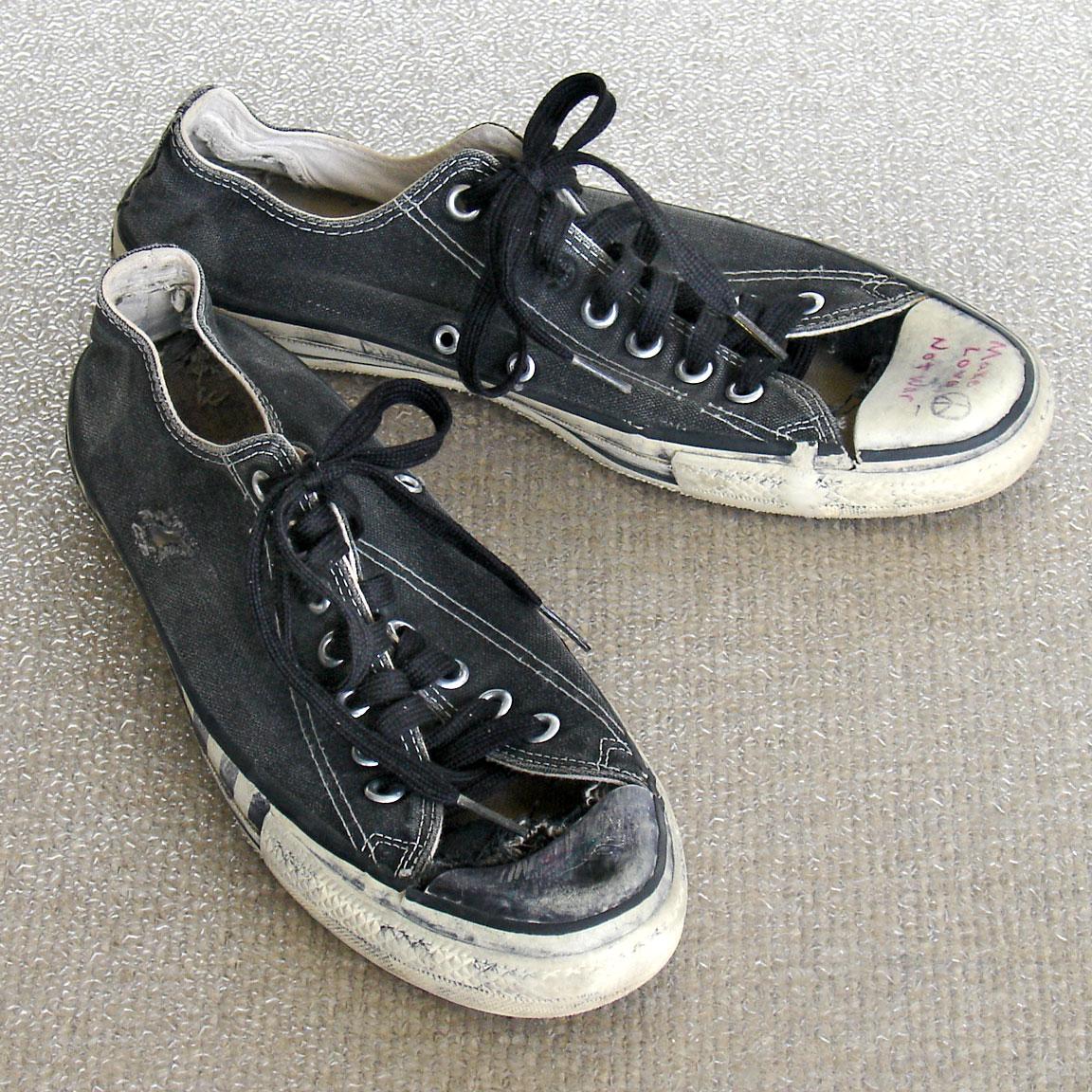 converse shoes vintage